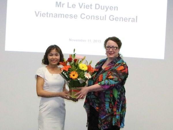 越南教育研讨会在西澳大利亚州举行 hinh anh 1