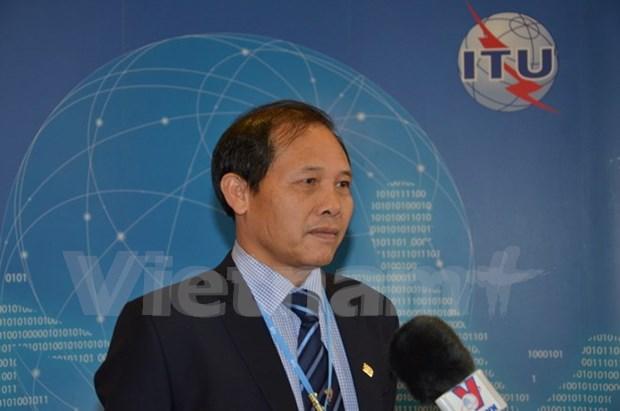 越南出席2015年世界无线电通信大会 hinh anh 1