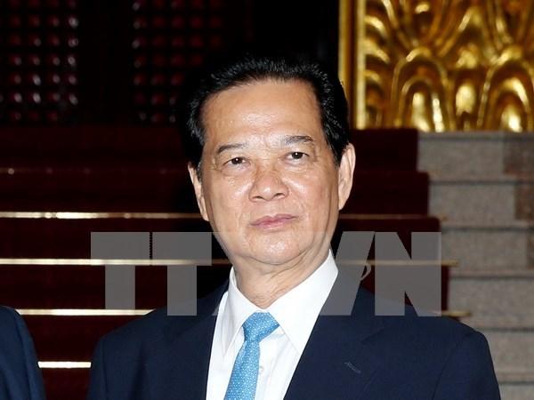 越南政府总理阮晋勇将出席在马来西亚举行的第27届东盟峰会 hinh anh 1