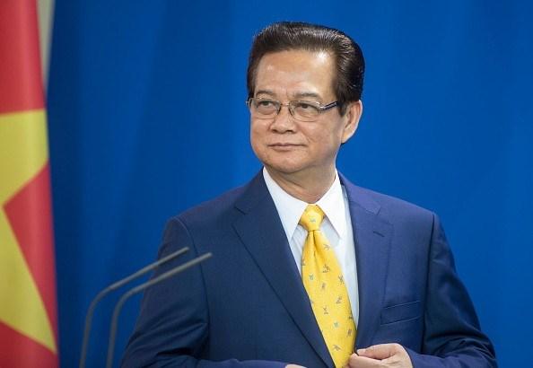 阮晋勇总理出席第27届东盟峰会有助于加强东盟凝聚力 hinh anh 1