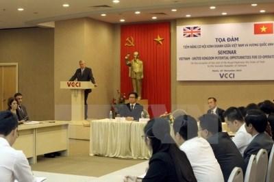 扩大越南对英国出口仍有较大余地 hinh anh 1