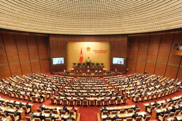 越南第十三届国会第十次会议发表第二十一号公报 hinh anh 1