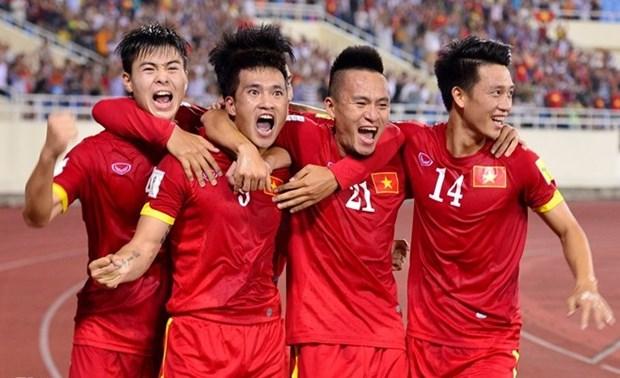 越南男足队正式获得2019年亚洲杯预选赛的参赛权 hinh anh 1