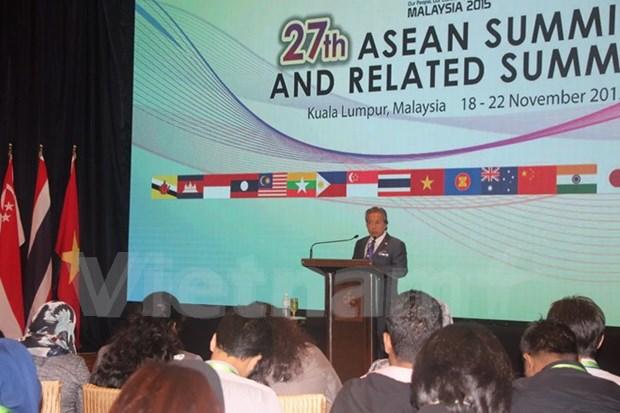 第27届东盟峰会将通过许多重要文件 hinh anh 1