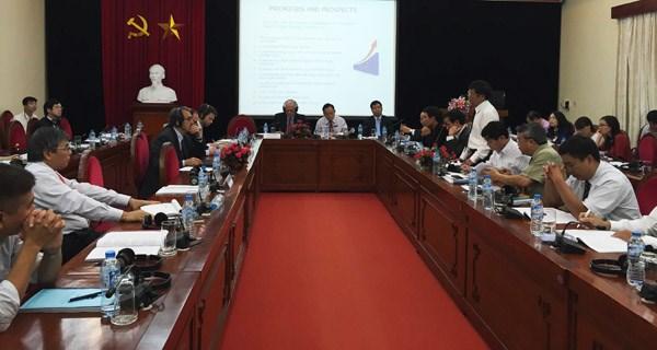 越南与西班牙分享融入国际社会的成功经验 hinh anh 1