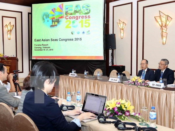 第5届东亚海洋大会:面向蓝色经济建设 hinh anh 1