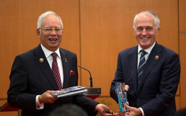 马来西亚与澳大利亚就建立两国战略伙伴关系达成一致 hinh anh 1