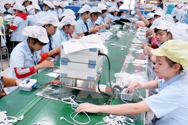东盟引进FDI资金连续三年呈现增加趋势 hinh anh 1
