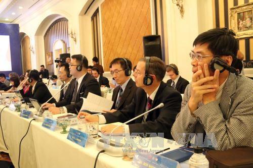 第七次东海问题国际研讨会:国际局势对东海争端产生积极与消极影响 hinh anh 2