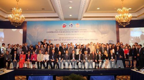 第七次东海问题国际研讨会:国际局势对东海争端产生积极与消极影响 hinh anh 1