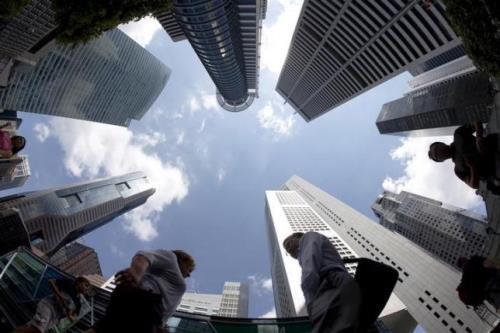 面向2015年东盟共同体建成:东盟经济共同体使新加坡GDP大幅增长 hinh anh 1