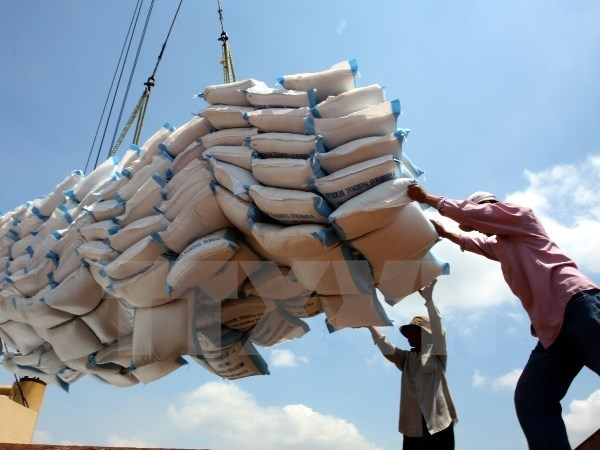 10月份越南大米出口量环比增长84% hinh anh 1