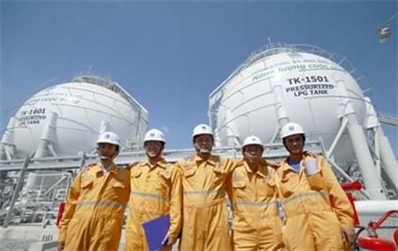 越南天然气总公司跻身东南亚50家最具价值公司名单 hinh anh 1