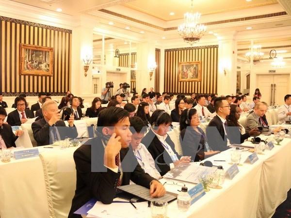 第七次东海问题国际研讨会正式落幕 hinh anh 2