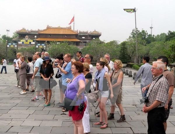 10月份赴越南观光的俄罗斯游客猛增 hinh anh 1