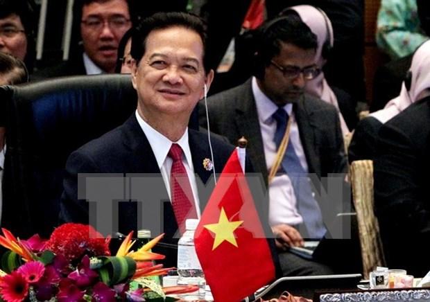 越南政府总理阮晋勇即将出席第二十一届联合国气候变化大会 hinh anh 1