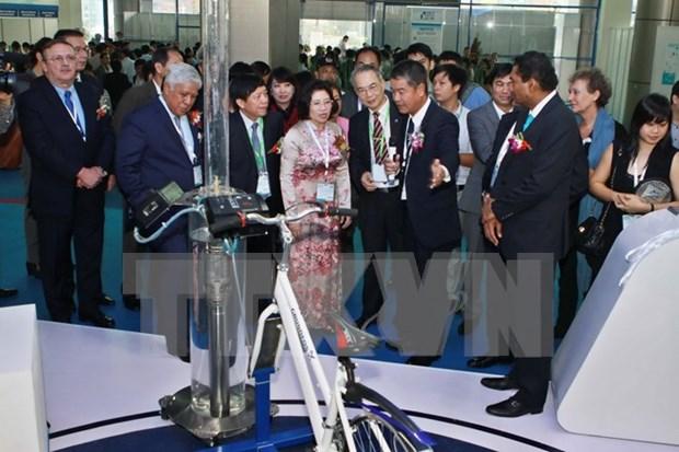 380家企业参加2015年国际水处理展和能源展 hinh anh 1