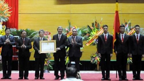 越南宣教部门爱国竞赛大会在河内举行 hinh anh 1
