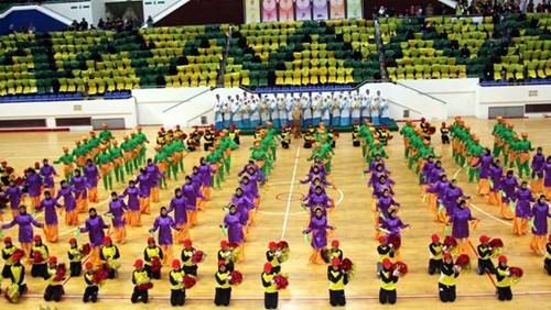 2015年东南亚学生体育运动会:越南代表队在奖牌榜上居第4位 hinh anh 1