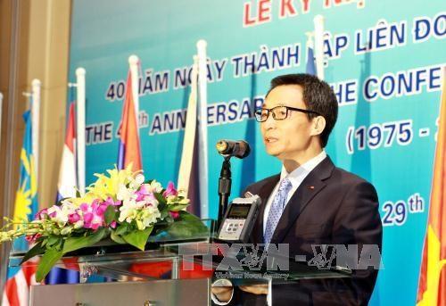 武德儋副总理:新闻媒体为增进各族人民互相了解做出重要贡献 hinh anh 1