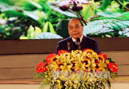 62个越南典型工程项目、产品和服务业获表彰 hinh anh 1