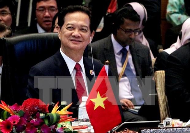 阮晋勇总理出席COP21:同国际社会携手努力应对气候变化 hinh anh 1