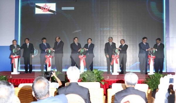 第15届东盟电信和信息技术部长会议圆满落幕 hinh anh 1