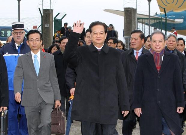 努力应对气候变化促进越南欧盟合作关系 hinh anh 1