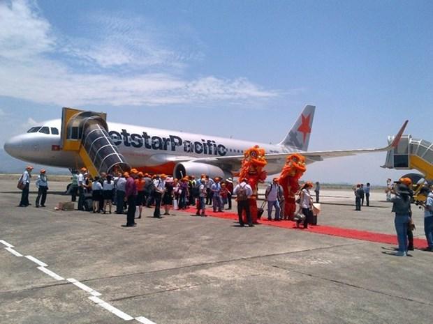 捷星亚洲航空公司开通新加坡至越南岘港市的直达航线 hinh anh 1