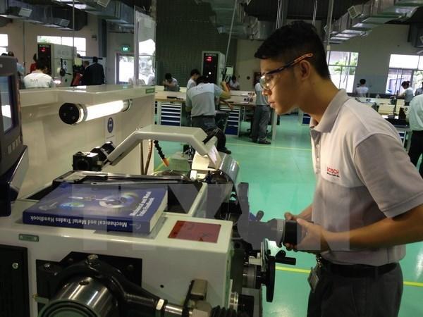 加入《跨太平洋伙伴关系协定》后的越南机械工业 hinh anh 1