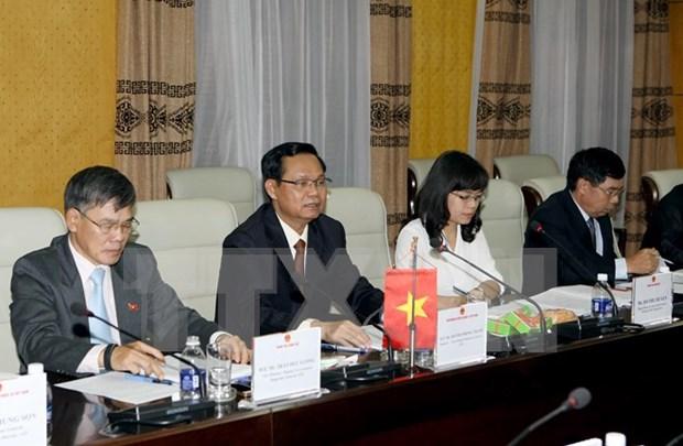 越南出席亚洲监察专员协会第十四次会议 hinh anh 1