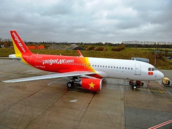 越捷航空公司展开最具规模的优惠促销活动 hinh anh 1