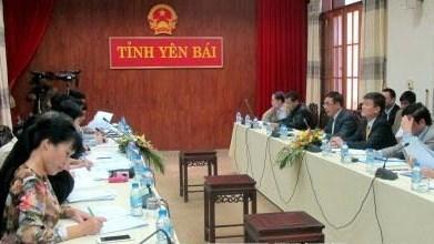 日本国际协力机构协助安沛省发展农村 hinh anh 1