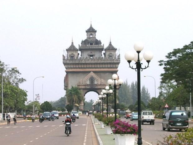 老挝明年启用电子护照 hinh anh 1