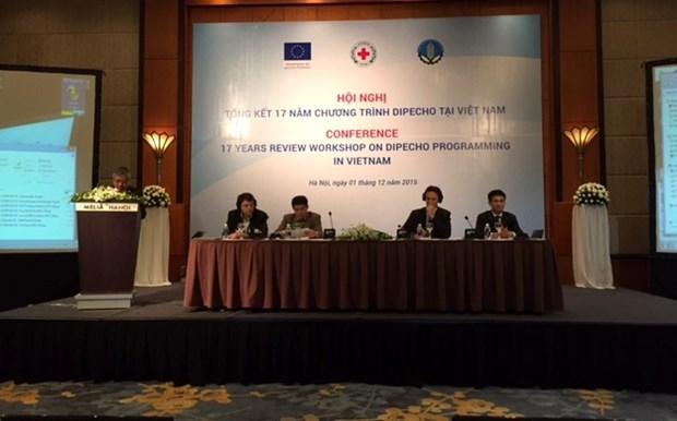 越南预防自然灾害计划有助于提高社会对应对自然灾害的认识 hinh anh 1