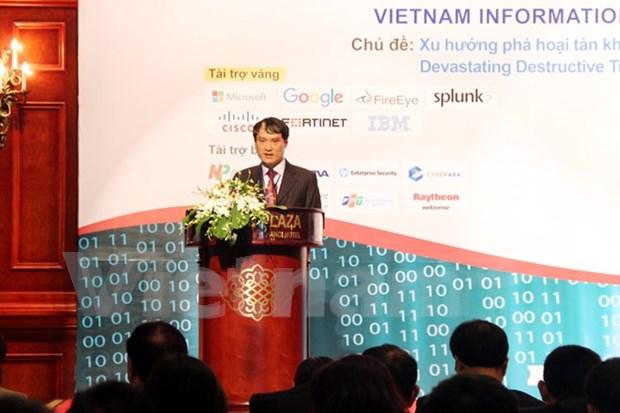2015年越南信息安全日聚焦国内外信息安全热点问题 hinh anh 1