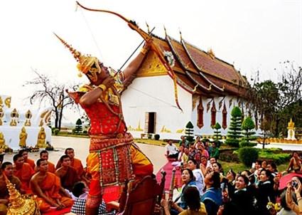 相信万象之国老挝走向幸福和繁荣的道路 hinh anh 1
