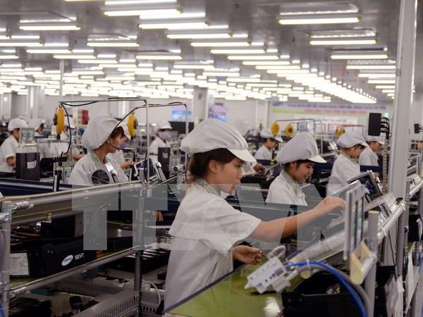 韩国-越南企业贸易对接会在河内举行 hinh anh 1