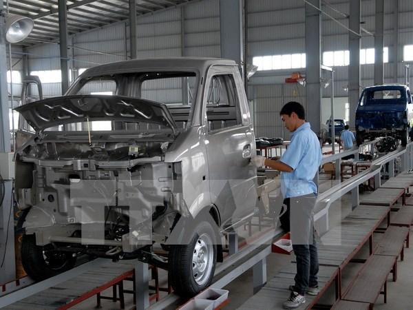 世行驻越代表处发布有关越南经济发展情况的报告 hinh anh 1