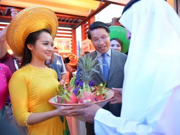 越南文化美食周在阿联酋举行 hinh anh 1