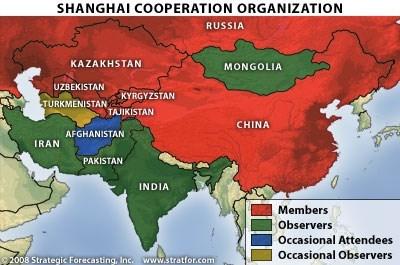 东盟与上海合作组织加强合作关系 hinh anh 1