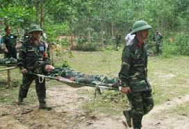 越中两国分享参加联合国维和行动的二级野战医院组建工作经验 hinh anh 1