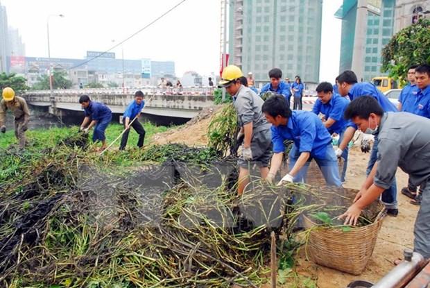 越南各宗教团体承诺提高环保及应对气候变化的责任及能力 hinh anh 1