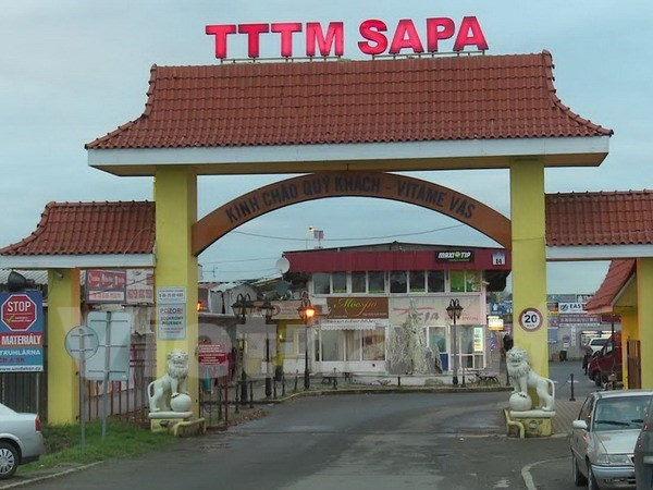 在捷克的越南企业对《越南欧盟自贸协定》充满期待 hinh anh 1