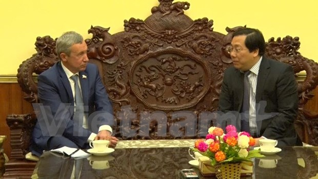 俄罗斯将越南视为俄罗斯和东盟关系之间的重要桥梁 hinh anh 1