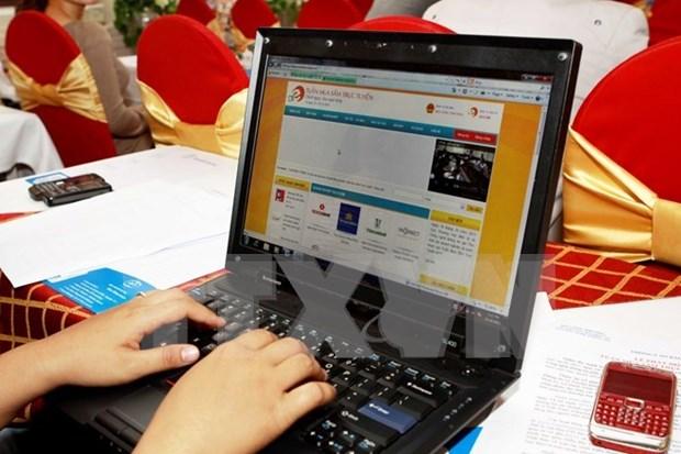 2015年越南周五在线购物日推出6万多种商品 hinh anh 1