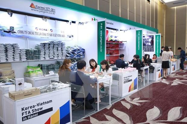 越韩自由贸易协定为两国企业扩大投资生产创造便利条件 hinh anh 1