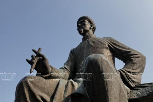阮攸名著——与世长存的文化遗产 hinh anh 1