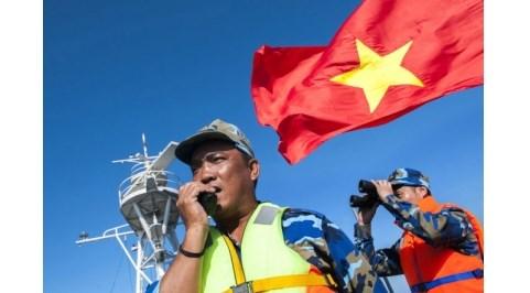 """越南胡志明共青团中央举行""""在党旗下自豪前进""""摄影大赛颁奖仪式 hinh anh 1"""