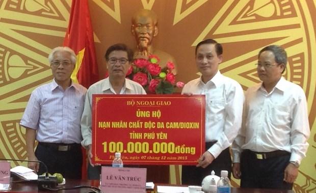 越南富安省吸引外资项目40项为当地4700多名劳动者提供就业机会 hinh anh 2